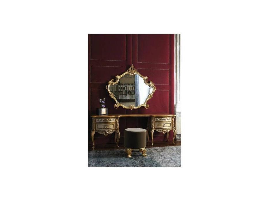 Silik: Vesta: стол туалетный  (золото)