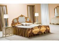 Silik: Pandora: спальная комната (золото, слоновая кость)