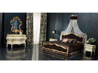 Silik: Asea: спальная комната (золото,черный, слоновая кость)