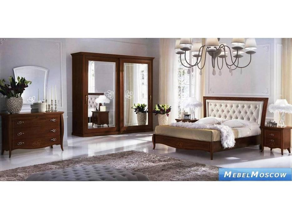 Cinova: Ninfea: спальная комната (орех)
