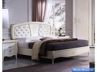Cinova: Ninfea: кровать 160х200  (белый)