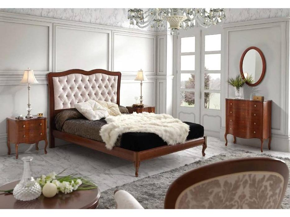 Panamar: Classic: спальная комната (орех)