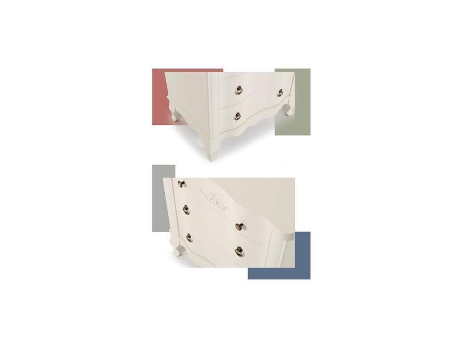 Panamar: Classic: тумба прикроватная  (белый)