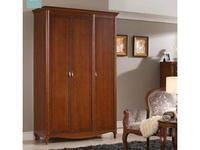 Panamar: шкаф 3-х дверный  (черешня)