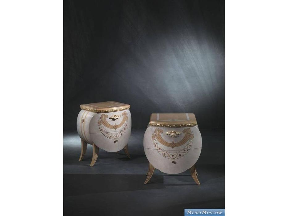 Carpanelli: Vanity: тумба прикроватная  (artico)