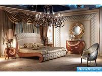 Carpanelli: Vanity: кровать 180х200  (орех)
