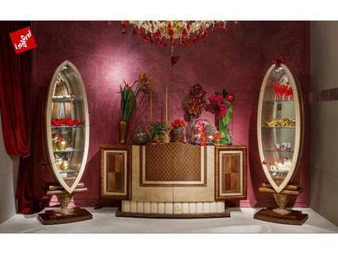 Мебель для гостиной фабрики Carpanelli на заказ