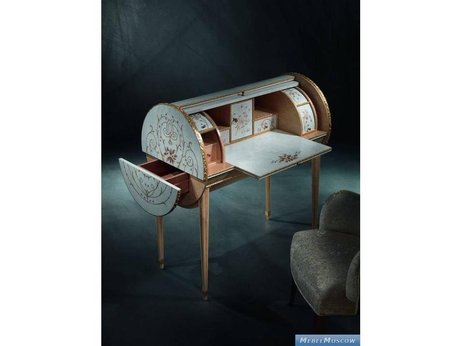 Carpanelli: Vanity: секретер  (крем, золото)