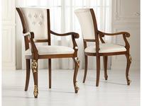5215056 стул с подлокотниками Italexport Италэкспорт: Venere