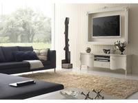 Italexport Италэкспорт: Venere: тумба под телевизор  (белый)
