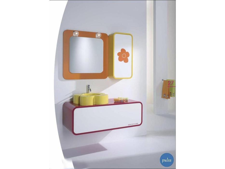 Agatha Ruiz De la Prada: ванная комната Pulss