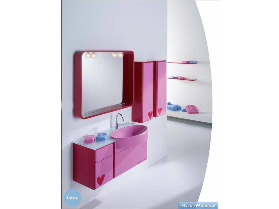 Agatha Ruiz De la Prada: ванная комната Thir-e