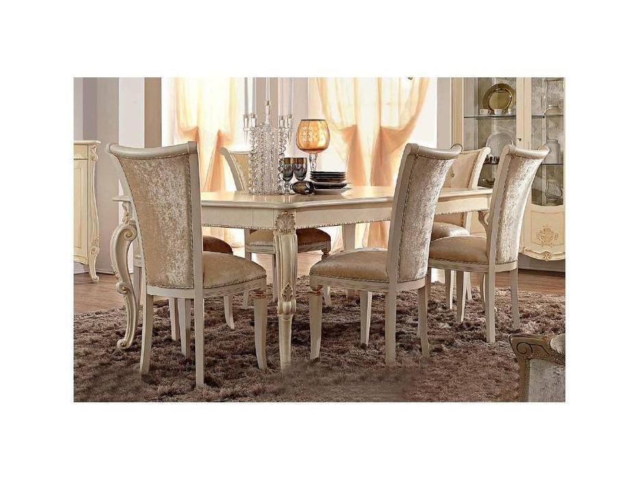Barnini Oseo: Prestige: стул  ткань Velvet (слоновая кость)