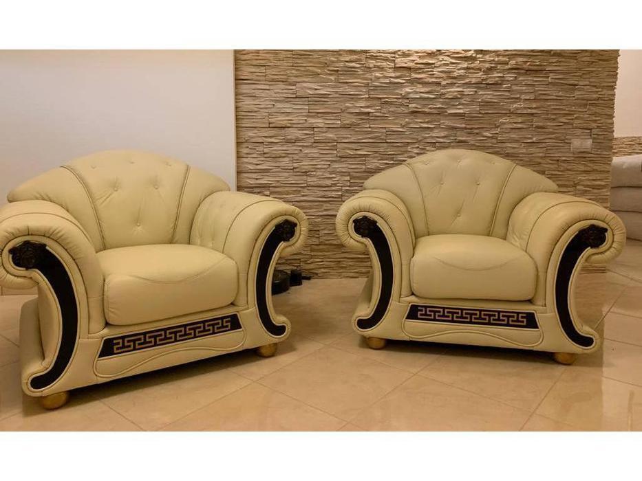 Dupen: Versace: кресло (белый)