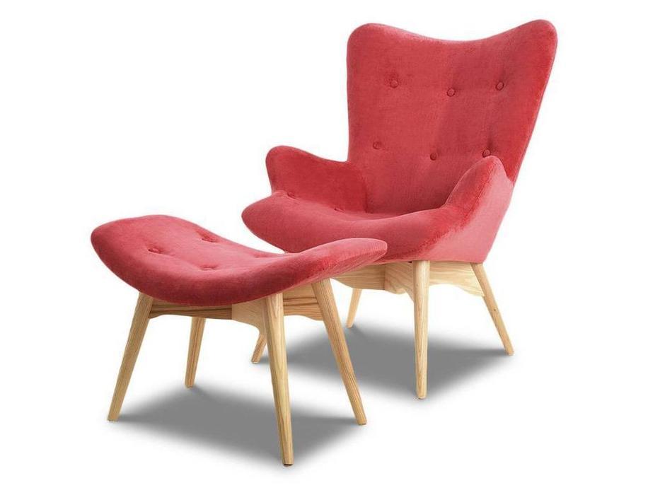 ESF: кресло  (бордо)