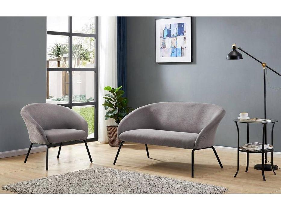 ESF: диван 2 местный  (бежевый)