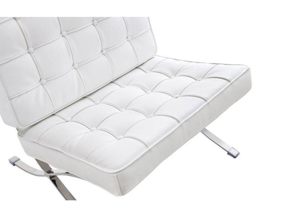 ESF: кресло  (белый, хром)