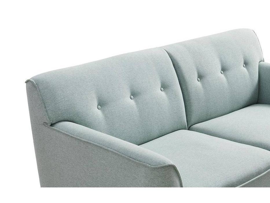 ESF: Florena: диван 2 местный (светло зеленый)