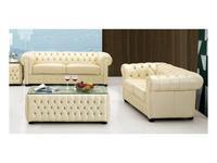 ESF: диван 2-х местный  (кожа ESF 31)