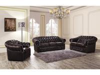 Dupen: комплект мягкой мебели  (кожа)