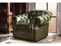 Dupen: кресло  (зеленый)