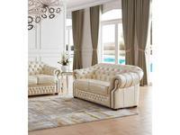 ESF: диван 2-х местный  (бежевый)