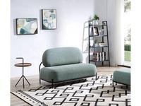 ESF: Modern: диван 2-х местный  (sea green)