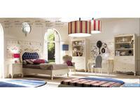 GiorgioCasa: Bimbi: детская комната (слоновая кость, синий)