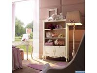 GiorgioCasa: Bimbi: шкаф книжный 2-х дверный  (слоновая кость)
