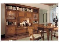 Cavio: Мадейра Intarsio: стенка в гостиную  288 с интарсией (черешня Мадейра)