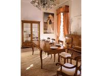 5103936 стол обеденный на 8 человек Cavio: Мадейра Intarsio