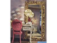 Cavio: зеркало  (белый, золото, серебро, черный)