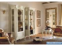 Cavio: Benedetta: витрина 1 дверная  правая (слоновая кость, золото)