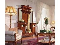 Antonelli Moravio: Belvedere: прихожая  (орех, золото)