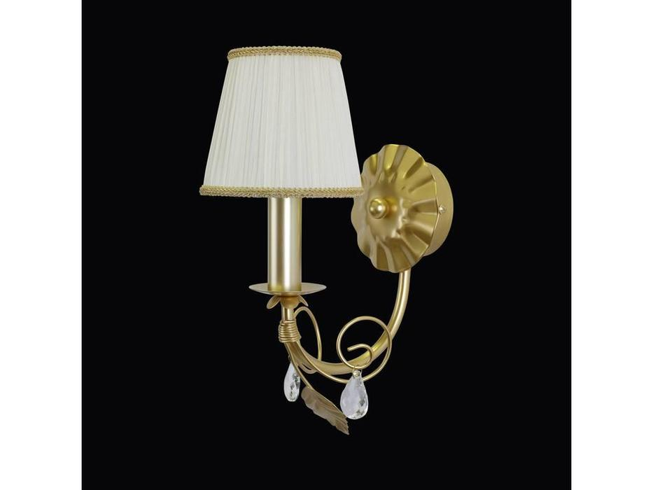 Lightstar: Modesto: бра 1х40W E14   (золото)