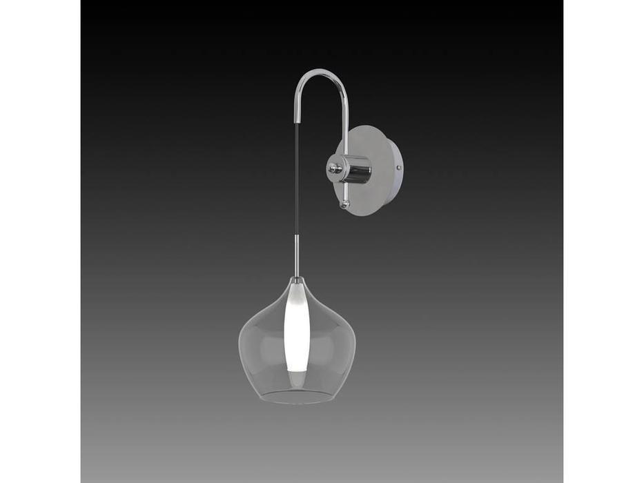 Lightstar: Pentola: бра 1х25W G9 (хром)
