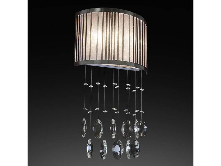 Lightstar: Cappe: бра 3х20W G4-12V (хром)
