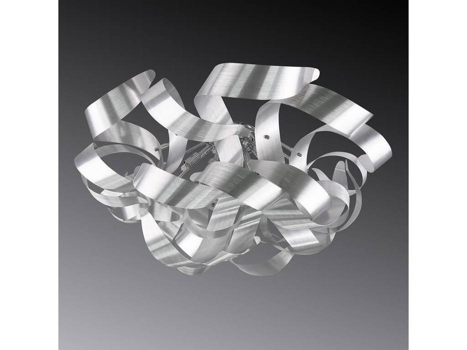 Lightstar: Turbio: люстра потолочная  9х40W G9 (сатин)