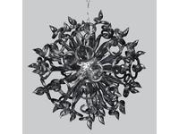 Lightstar: Medusa: люстра  18x40W (серый)