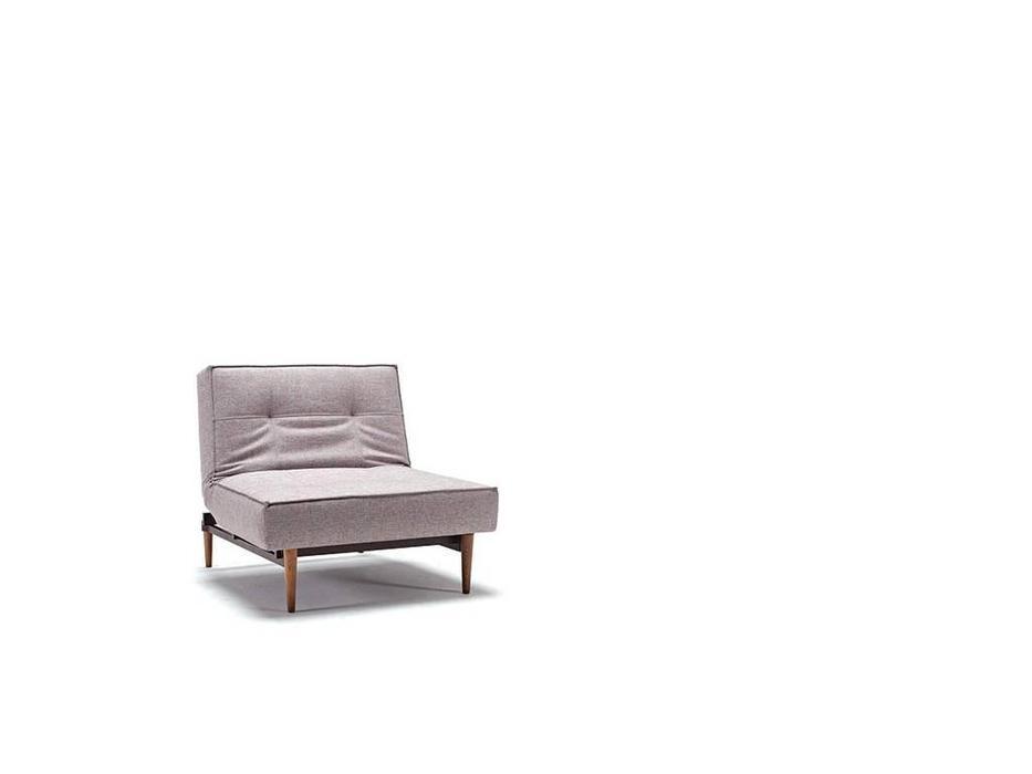 Innovation: Splitback: кресло с деревянными ножками
