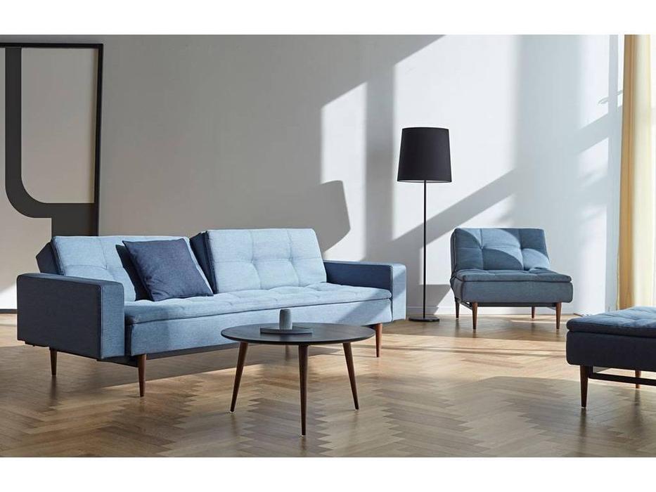 Innovation: Dublexo: диван с мягкими подлокотниками
