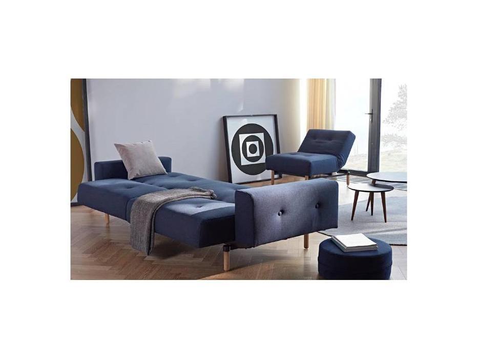 Innovation: Buri: диван с подлокотниками раскладной