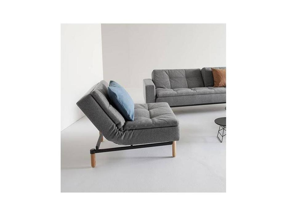 Innovation: Dublexo: кресло с деревянными ножками