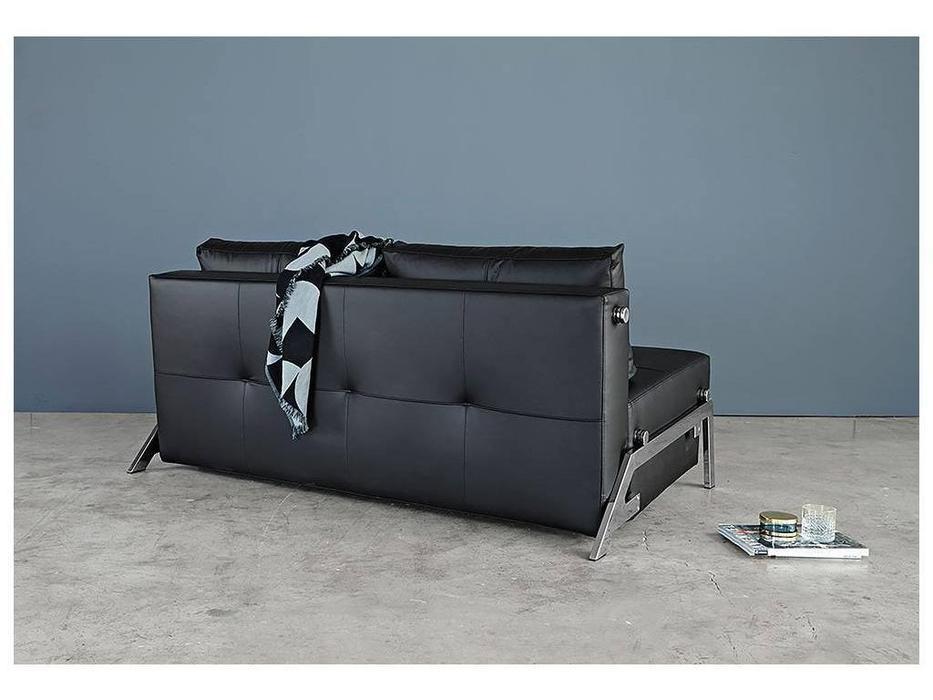 Innovation: Cubed: диван-кровать 160 ножки хром