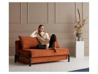 Innovation: Ramone: диван 160 раскладной тк.595 (терракотовый)