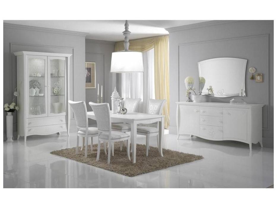 Cinova: Ninfea: гостиная комната (белая)