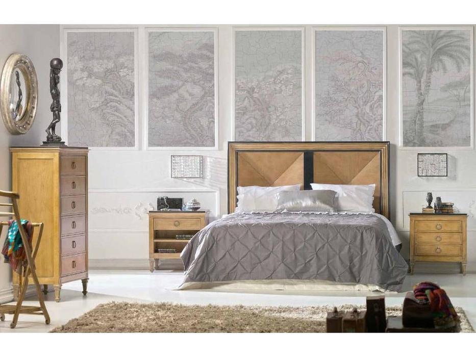 AM Classic: Nice: кровать 160х200  (вишня)