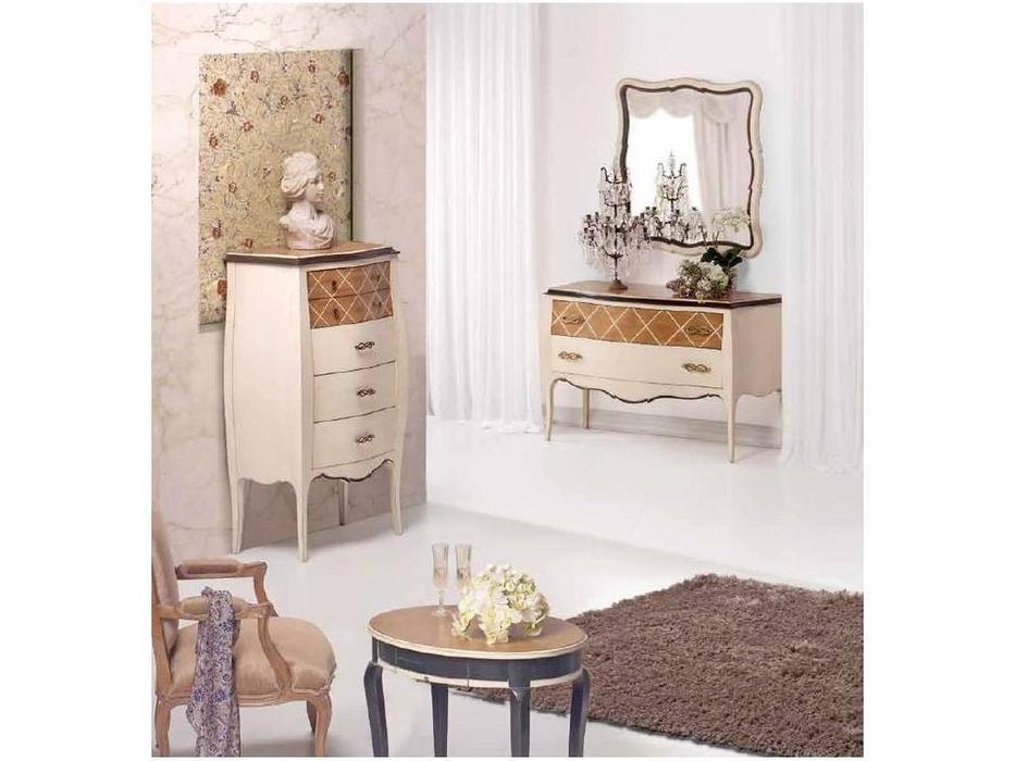 AM Classic: Juliette: зеркало к комоду  (крем)