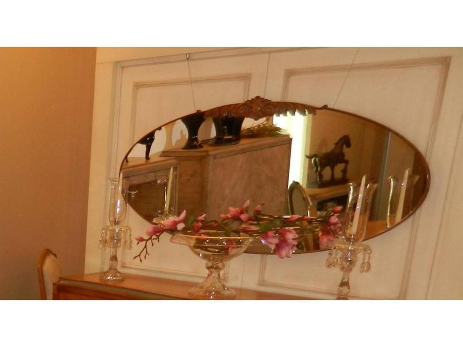 AM Classic: Gala: зеркало  (белый)