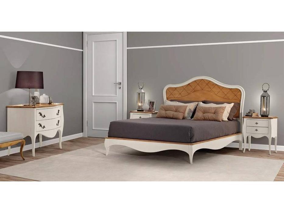 AM Classic: Matisse: кровать 180х200  (крем)